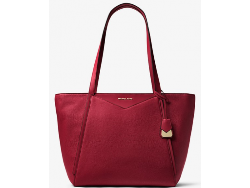 Imagen bolso michael Kors Whitney Large Leather Tote 5