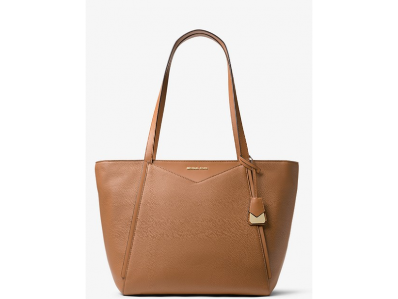 Imagen bolso michael Kors Whitney Large Leather Tote 6
