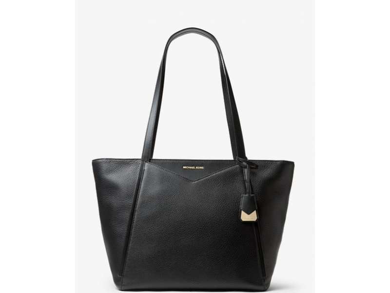 Imagen bolso michael Kors Whitney Large Leather Tote 7