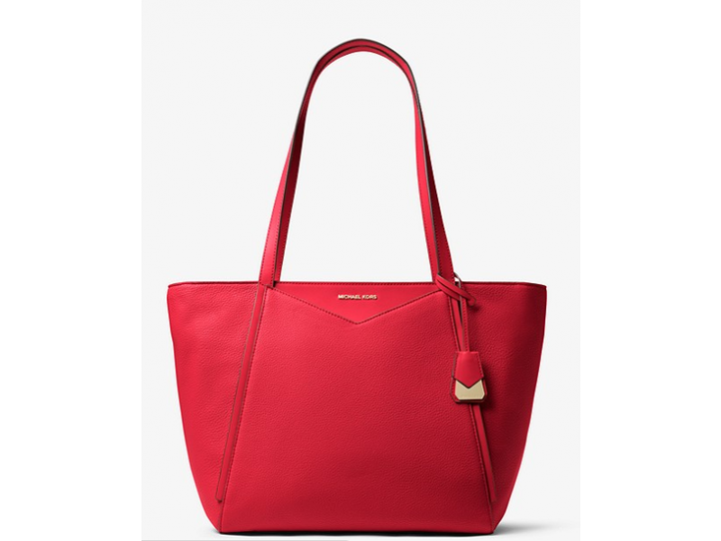 Imagen bolso michael Kors Whitney Large Leather Tote 8