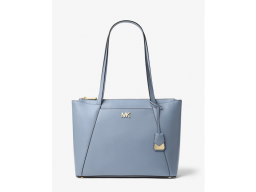 Imagen BOLSO MICHAEL MICHAEL KORS Maddie Medium Crossgrain Leather Tote 100% Original