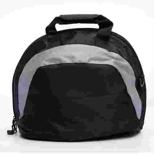 Imagen Bolso Portatil Impermeable Moto Casco Color Negro 4