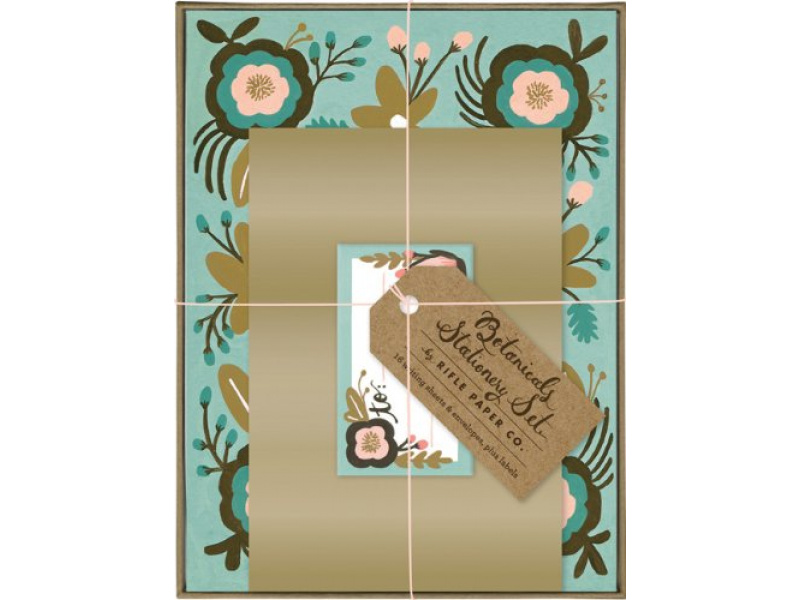 Imagen Botanicals Stationery Collection 1