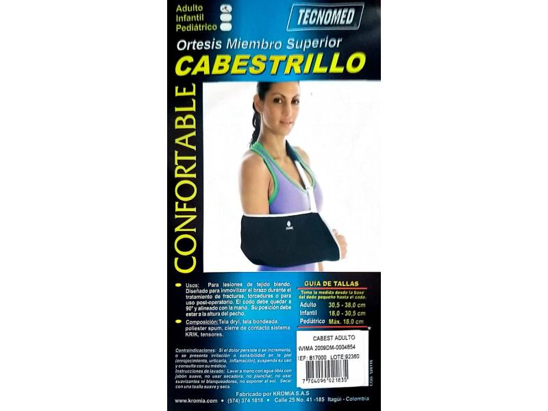 Cabestrillo Inmovilizador Fractura Hombro Codo Adulto  0075 estilo ... 1d63b2829b97
