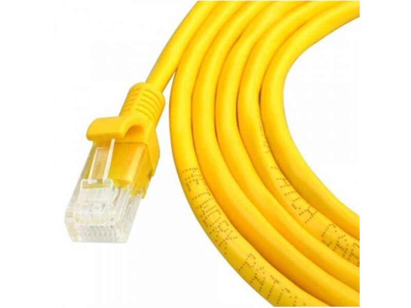 Imagen Cable De Red Patch Cord 10 Metros Categoria 6e Terminal Rj45 2