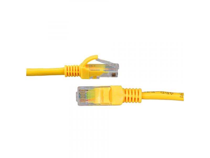 Imagen Cable De Red Patch Cord 10 Metros Categoria 6e Terminal Rj45 3