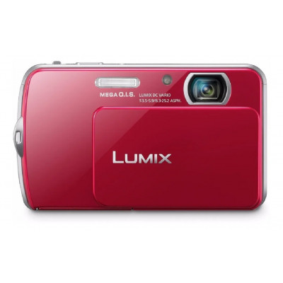 ImagenCamara Lumix Dmc-fp7 Panasonic Tactil 4x Zoom 16mpx Full Hd