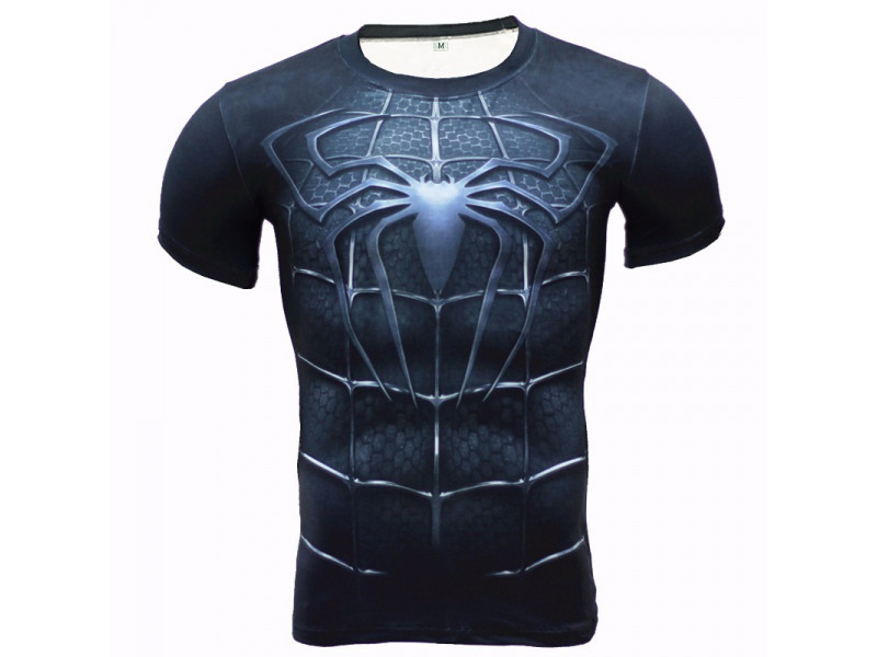 Imagen Camiseta Alter Ego Slim Fit Spiderman 3D 2