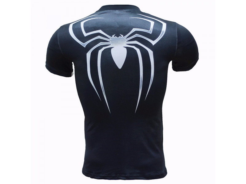 Imagen Camiseta Alter Ego Slim Fit Spiderman 3D 3