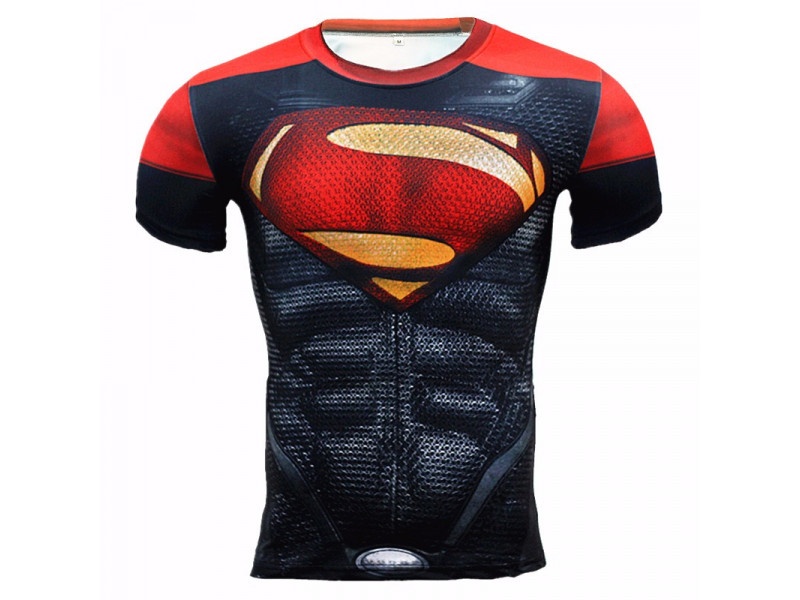 Imagen Camiseta Alter Ego Slim Fit Superman 3D #2 1