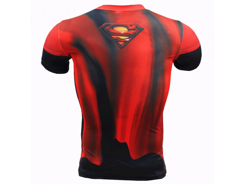 Imagen Camiseta Alter Ego Slim Fit Superman 3D #2 2