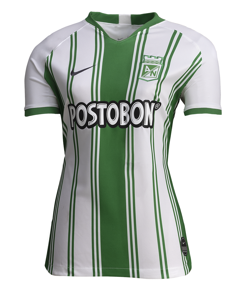 Camiseta local dama Nike 2020