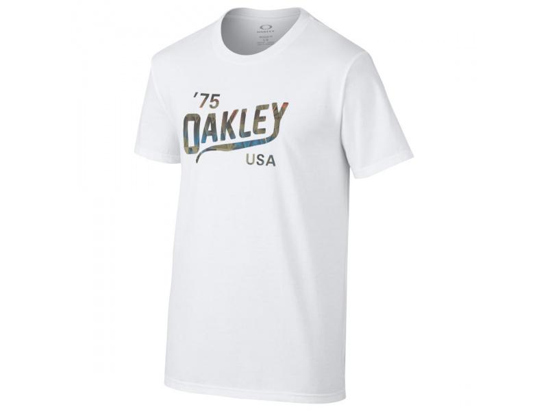 f14c4fd3b3d0 Camiseta Oakley Legs Print Tee: Oakley Legs Print Tee