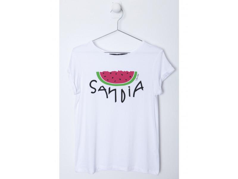 Imagen Camiseta Sandia 1