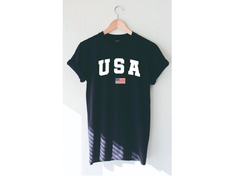 Imagen Camiseta USA 1