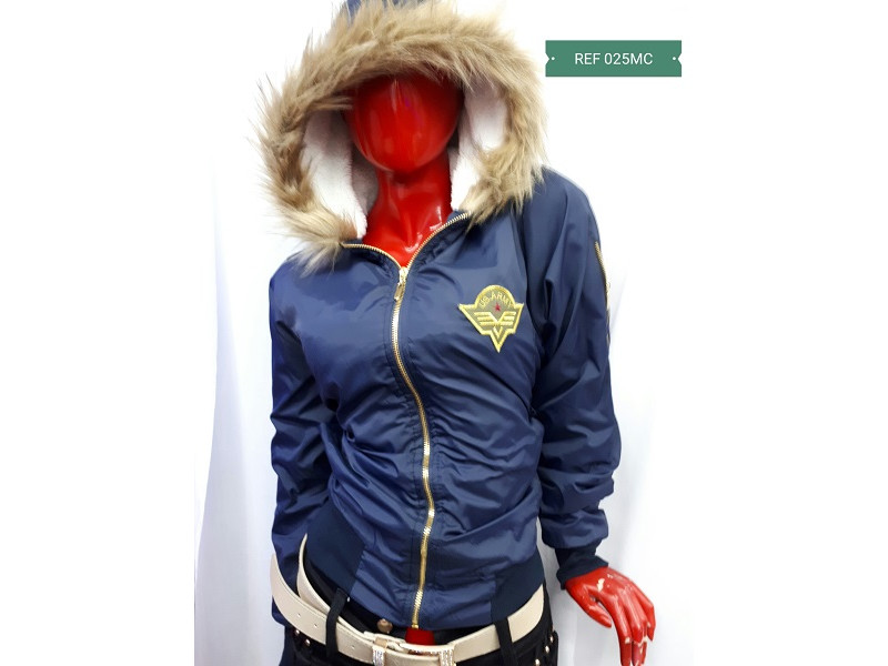 Imagen CHAQUETA DEPORTIVA IMPERMEABLE DE MUJER 1