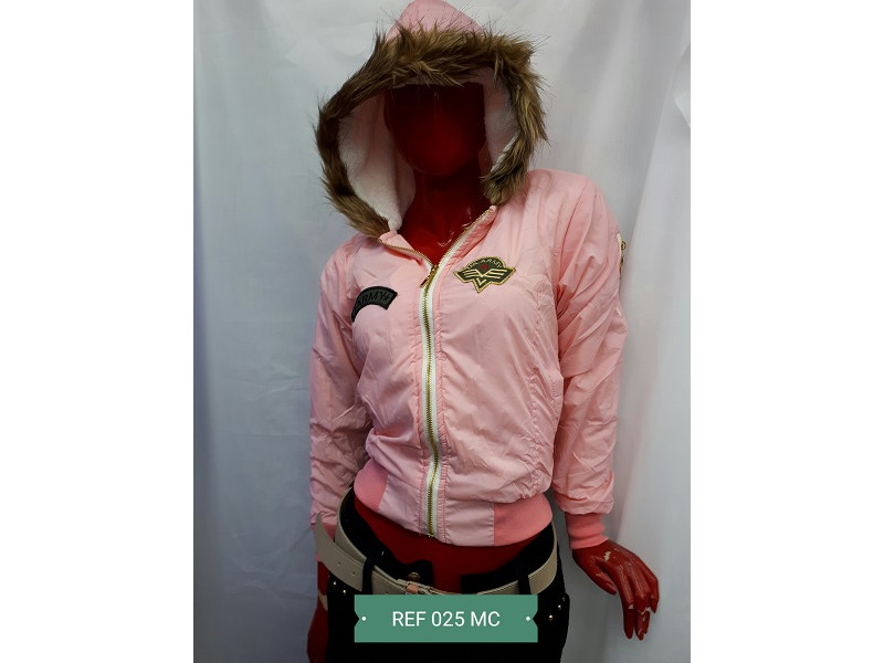 Imagen CHAQUETA DEPORTIVA IMPERMEABLE DE MUJER 2