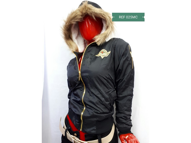 Imagen CHAQUETA DEPORTIVA IMPERMEABLE DE MUJER 3