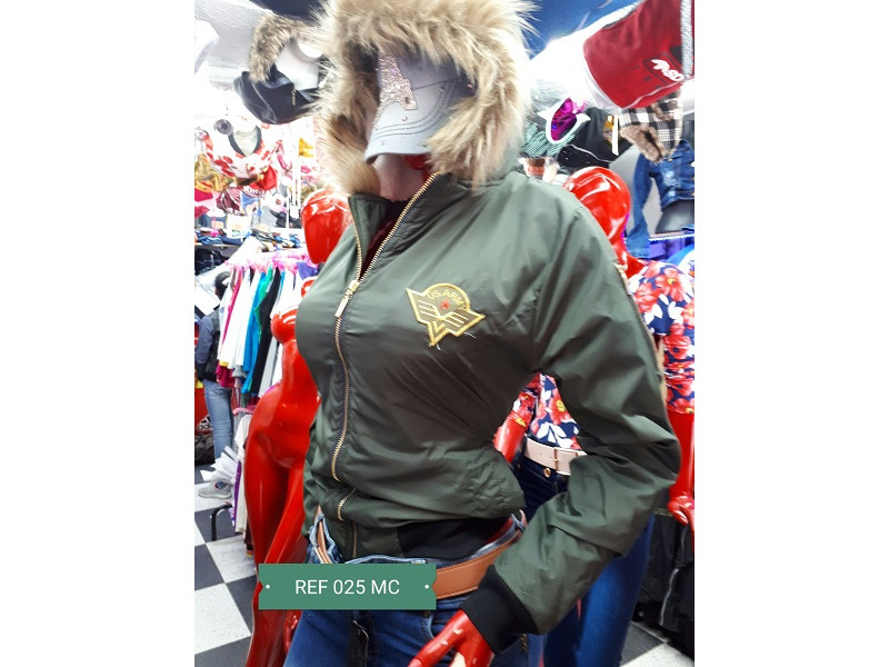 Imagen CHAQUETA DEPORTIVA IMPERMEABLE DE MUJER 4