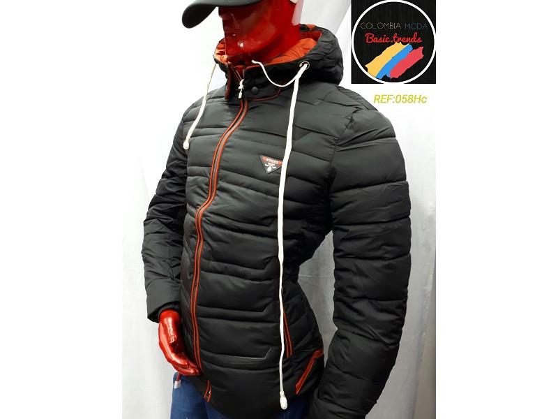 cba82021a0402 chaqueta deportiva tipo imporacion de hombre marca AA  058HC Basic ...
