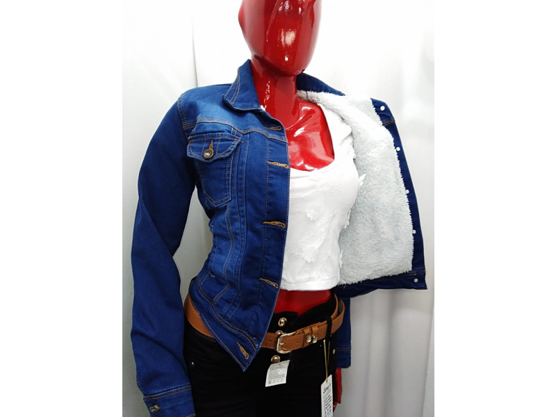 Imagen Chaqueta Jeans Ovejero Para Mujer 2