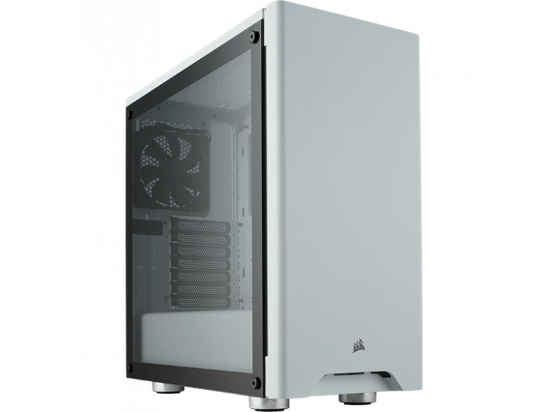 Imagen CHASIS CORSAIR CARBIDE SERIES 275R TEMPERED BLANCO 1