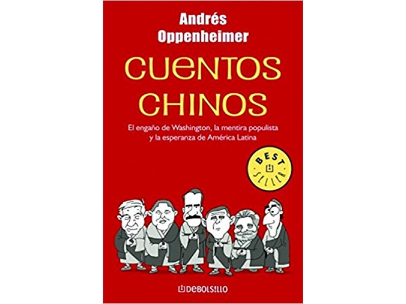 Imagen Cuentos Chinos/ Andres Oppenheimer 1
