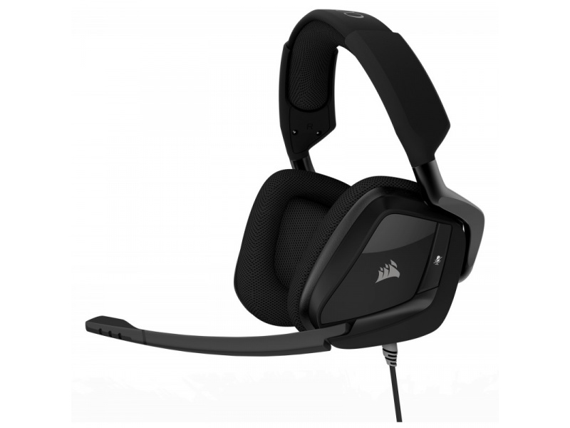 Imagen Diadema Gamer Corsair Void Pro Surround Carbon 1