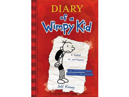 Imagen Diary of a Wimpy Kid. A Novel in Cartoons (Book 1) Jeff Kinney