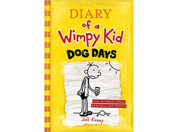 Imagen Diary of a Wimpy Kid (Book 4) Dog Days. Jeff Kinney