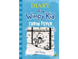 Imagen Diary of a Wimpy Kid. Cabin Fever (Book 6) Jeff Kinney