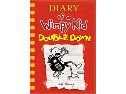 Imagen Diary of a Wimpy Kid. Double Down (Book 11)  Jeff Kinney