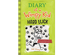 Imagen Diary of a Wimpy Kid. Hard Luck (Book 8) Jeff Kinney