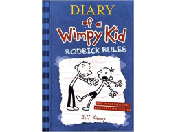 Imagen Diary of a Wimpy Kid. Rodrick Rules (Book 2) Jeff Kinney