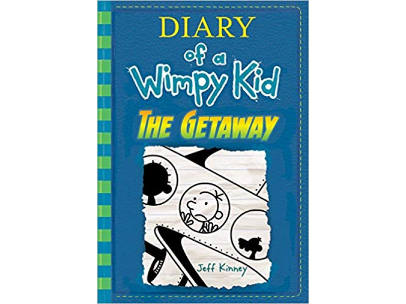 Imagen Diary of a Wimpy Kid. The Getaway (Book 12) Jeff Kinney 1