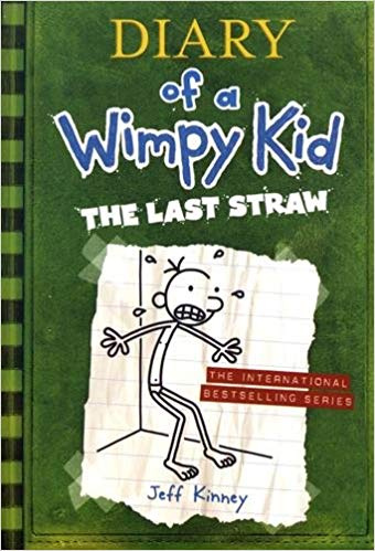 Imagen Diary of a Wimpy Kid. The Last Straw (Book 3)  Jeff Kinney