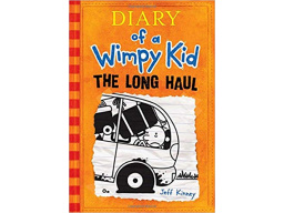 Imagen Diary of a Wimpy Kid. The Long Haul (Book 9) Jeff Kinney
