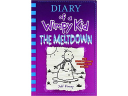 Imagen Diary of a Wimpy Kid. The Meltdown (Book 13) Jeff Kinney