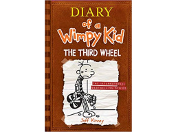 Imagen Diary of a Wimpy Kid. The Third Wheel (Book 7) Jeff Kinney