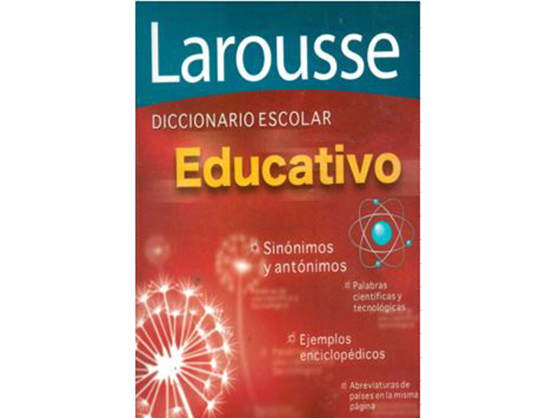 ImagenDiccionario escolar educativo