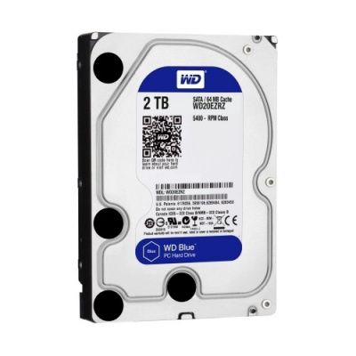 ImagenDisco Duro Western Digital de 2 Teras Blue