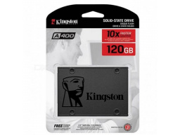 Imagen Disco Solido SSD A400 KIngston 120 gb