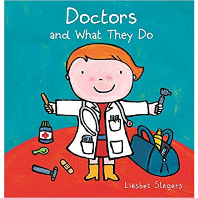 ImagenDoctors and What They Do. Liesbet Slegers