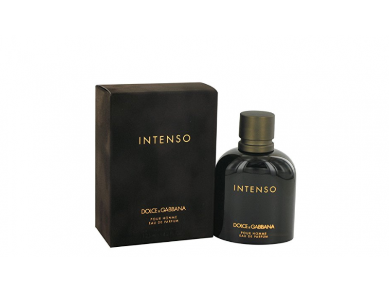 Imagen Dolce & Gabbana Pour Homme Intenso Perfume for Men 4.2oz Nuevo 1