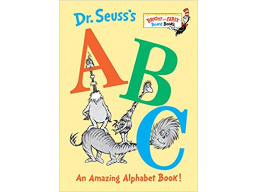 Imagen Dr. Seuss's ABC: An Amazing Alphabet Book!, Seuss, Dr