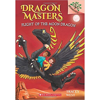 ImagenDragon Masters. Flight of The Moon Dragon. Tracey West
