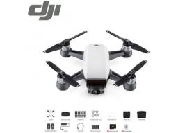 Imagen Drone DJI Spark + Fly More Pack - Blanco