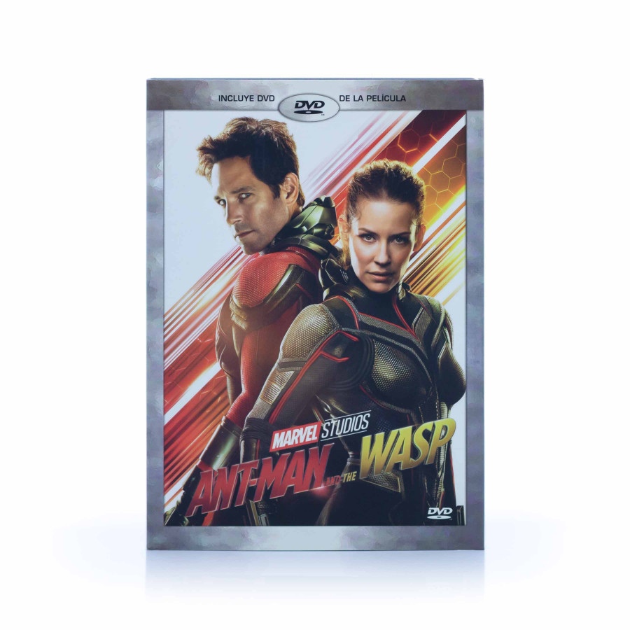 ImagenDVD Ant-Man and the Wasp