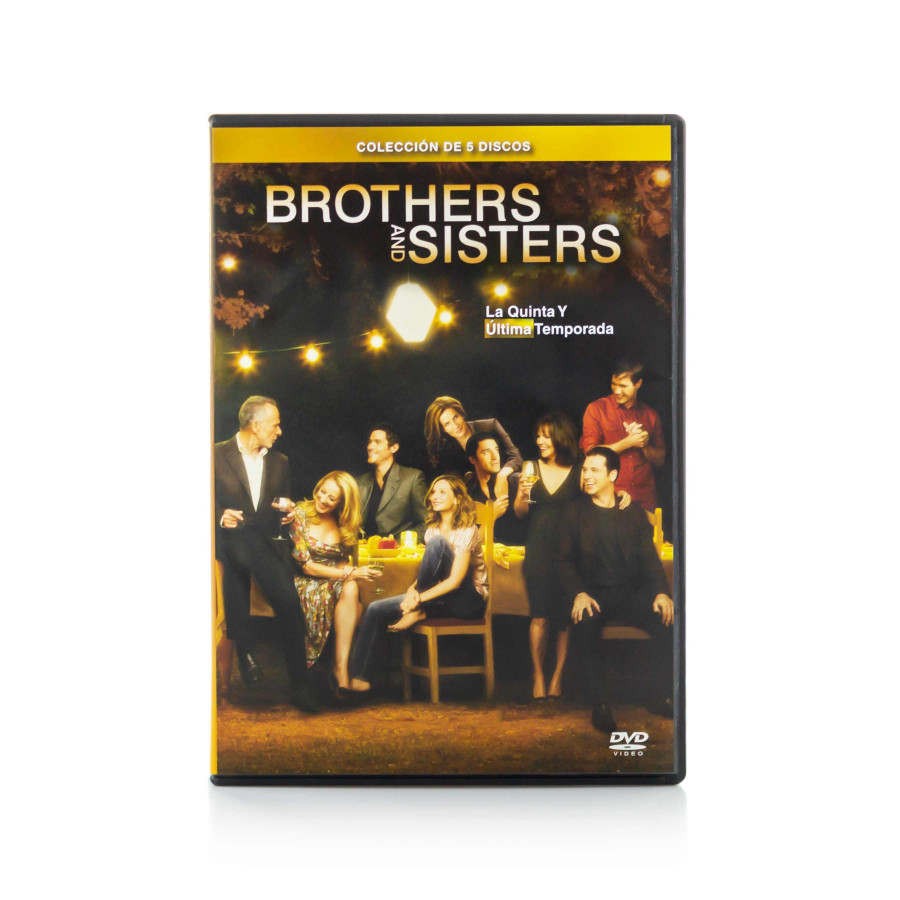 ImagenDVD Brothers and Sisters | Quinta Temporada