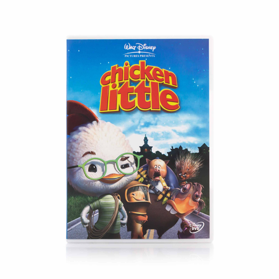 ImagenDVD Chicken Little